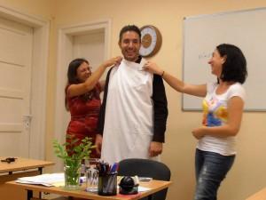 часове по гръцки език и култура